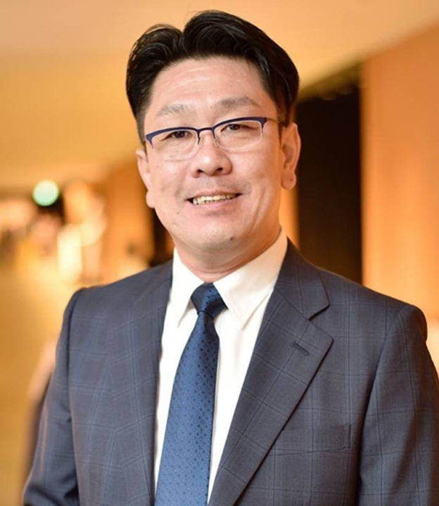 株式会社織信 代表取締役 田中久登